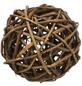 TRIXIE Nagerspielzeug »Weidenball«, Weide-Thumbnail