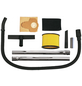 KRAFTRONIC Nass-Trockensauger »KT-NT 20 S«, 20 l Behältervolumen, 1,5 m Schlauchlänge-Thumbnail