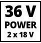 Nass-Trockensauger »TE-VC 36/30 LiS«, silberfarben/rot-Thumbnail