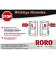 RORO Nebeneingangstür »Berlin«, Kunststoff, Stärke 60 mm-Thumbnail