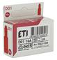 ETI Neozed-Sicherungseinsatz, E14, 10 A, Grau-Thumbnail
