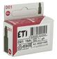 ETI Neozed-Sicherungseinsatz, E14, 16 A, Grau-Thumbnail