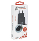 2GO Netzladegerät, Schwarz, 2 USB-Buchsen-Thumbnail