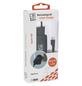 2GO Netzladegerät, Schwarz, USB-Buchse, Micro-USB-Stecker-Thumbnail