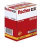 FISCHER Nylon Dübel, Spreizdübel, Nylon, 100 Stück, 8 x 40 mm-Thumbnail