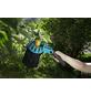 GARDENA Obstpflücker »Combisystem«, Arbeitsbreite x Stiellänge: 12 x 23 cm, Kunststoff, schwarz/blau-Thumbnail