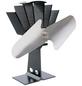 EL FUEGO Ofenventilator, Breite: 16 cm, Aluminium-Thumbnail