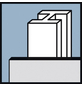 BOSCH PROFESSIONAL Ortungsgerät »GMS 120 Prof«, schwarz/blau-Thumbnail