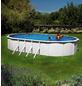 SUMMER FUN Ovalpool, B x L x H: 375 x 730 x 120 cm-Thumbnail