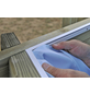 GRE Ovalpool, braun, BxHxL: 335 x 130 x 535 cm-Thumbnail