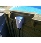 GRE Ovalpool, braun, BxHxL: 335 x 130 x 632 cm-Thumbnail