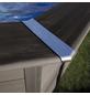 GRE Ovalpool, grau, BxHxL: 386 x 124 x 664 cm-Thumbnail