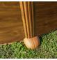 GRE Ovalpool, Holzoptik, BxHxL: 300 x 132 x 500 cm-Thumbnail