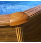 GRE Ovalpool, Holzoptik, BxHxL: 375 x 132 x 730 cm-Thumbnail