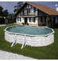 GRE Ovalpool »NORDIC«, weiß, BxHxL: 300 x 120 x 500 cm-Thumbnail