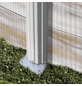 GRE Ovalpool »NORDIC«, weiß, BxHxL: 375 x 120 x 730 cm-Thumbnail
