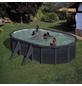 GRE Ovalpool, oval, BxHxL: 300 x 120 x 500 cm-Thumbnail