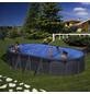 GRE Ovalpool, oval, BxHxL: 375 x 120 x 730 cm-Thumbnail