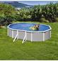 MYPOOL Ovalpool , oval, BxLxH: 300 x 500 x 132 cm-Thumbnail