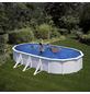 SUMMER FUN Ovalpool, oval, BxLxH: 375 x 730 x 120 cm-Thumbnail