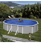 MYPOOL Ovalpool , oval, BxLxH: 375 x 730 x 132 cm-Thumbnail