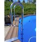 GRE Ovalpool Set »Avantgarde «, oval, BxLxH: 386 x 664 x 124 cm-Thumbnail