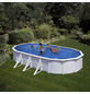 SUMMER FUN Ovalpool-Set,  oval, B x L x H: 375 x 730 x 120 cm-Thumbnail