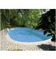 SUMMER FUN Ovalpool-Set,  oval, BxLxH: 360 x 737 x 120 cm-Thumbnail