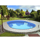 SUMMER FUN Ovalpool-Set Ovalformbeckenset , oval, BxLxH: 360 x 737 x 150 cm-Thumbnail