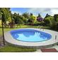 SUMMER FUN Ovalpool-Set Ovalformbeckenset , oval, BxLxH: 550 x 1100 x 150 cm-Thumbnail