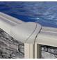 GRE Ovalpool, steinfarben, BxHxL: 375 x 120 x 730 cm-Thumbnail