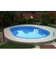 MYPOOL Ovalpool, weiß, BxHxL: 250 x 120 x 450 cm-Thumbnail