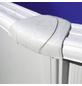 GRE Ovalpool, weiß, BxHxL: 375 x 120 x 730 cm-Thumbnail