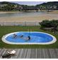 GRE Ovalpool, weiß, BxHxL: 400 x 120 x 800 cm-Thumbnail