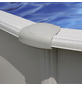 GRE Ovalpool, weiß, BxHxL: 470 x 132 x 915 cm-Thumbnail