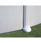 GRE Ovalpool, weiß, BxHxL: 550 x 132 x 1000 cm-Thumbnail