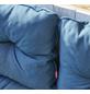 SIENA GARDEN Palettenkissen »Almaaz«, petrolfarben, Uni, BxL: 80 x 60 cm-Thumbnail