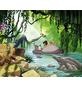 KOMAR Papiertapete »Swimming with Baloo«, Breite: 368 cm, inkl. Kleister-Thumbnail