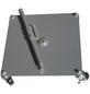 PEDDY SHIELD Paravent Fußplatte rollbar »Paravent Fußplatte rollbar«-Thumbnail
