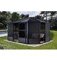 SOJAG Pavillon »Charleston«, Ovaldach, oval, BxT: 489 x 384 cm, inkl. Dacheindeckung-Thumbnail