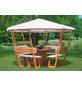 PROMADINO Pavillon, eckig, BxT: 304 x 304 cm-Thumbnail