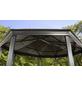 SOJAG Pavillon »Kommodo«, Walmdach, sechseckig, BxT: 546 x 363 cm, inkl. Dacheindeckung-Thumbnail