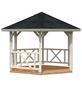 PALMAKO AS Pavillon »Kreta«, Zeltdach, sechseckig, BxT: 488 x 423 cm-Thumbnail