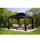 SOJAG Pavillon »Messina 10x12«, Satteldach, B x T: 363 x 298 cm-Thumbnail