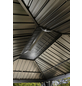 SOJAG Pavillon »Messina«, Spitzdach, rechteckig, B x T: 598 x 363 cm-Thumbnail