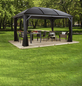 SOJAG Pavillon »Moreno 10x14«, Runddach-Thumbnail