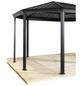 SOJAG Pavillon, satteldach|achteckig, achteckig, B x T: 546 x 363 cm-Thumbnail