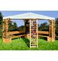 PROMADINO Pavillon, sechseckig, BxT: 300 x 300 cm-Thumbnail