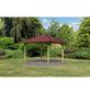 KARIBU Pavillon-Set »Cordoba«, Walmdach, viereckig, BxHxT: 357 x 200 x 357 cm-Thumbnail