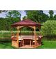 PROMADINO Pavillon-Set »Palma«, sechseckig, B x T: 326 x 326 cm-Thumbnail